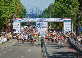 run Wings for Life Breda 2016